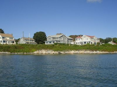 Gray Home overlooking Long Island Sound
