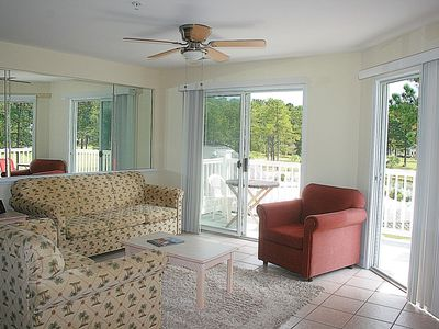 Photo for Brunswick Plantation Resort, Family Friendly 2 bedroom, 2 bath, with great resort amenities(2609)