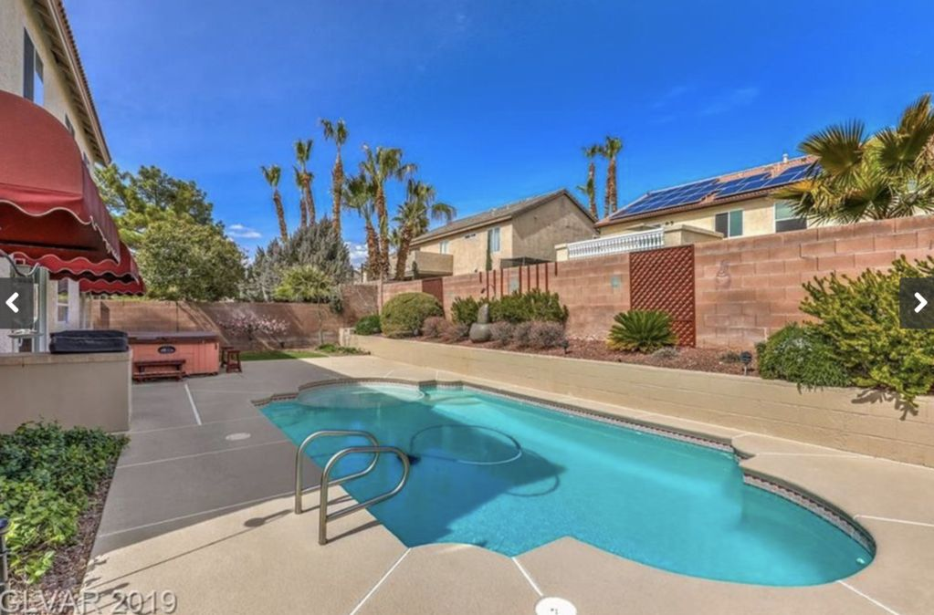 HOME SWEET HOME Private pool and free parking - Las Vegas