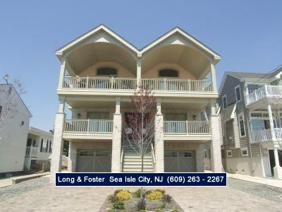 """Photo for Southernly views from both decks include the """"play by the bay"""" and the inter coastal waterway."""