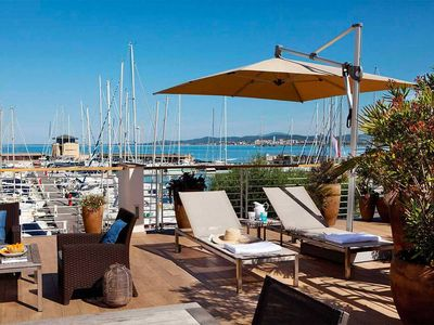Photo for Luxurious Flats at the Marina-Vacation at its best