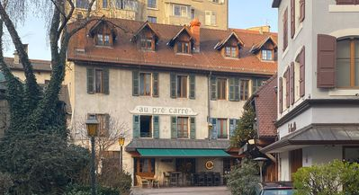 Photo for 1BR Apartment Vacation Rental in Annecy