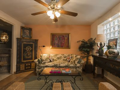 Photo for In city Pied a terre view home. Safe, well lit location. Walk to attractions.