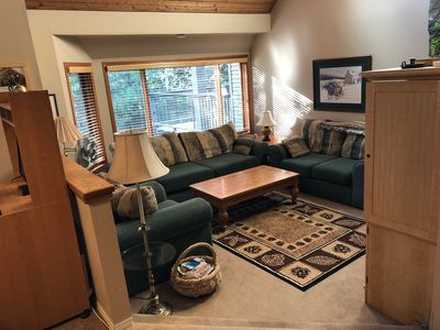 Photo for Ski-in/Ski-Out, 42 inch Hi-Def, Free Wi-Fi, Ski-in Ski-out to Village & Gondolas