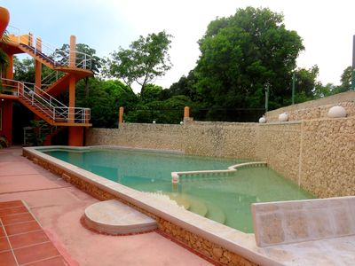 Photo for Quiet and reserved Apartment in the center of Playa del Carmen
