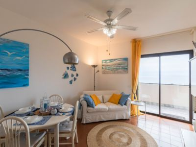 Photo for COPACABANA APARTMENT - sea view and garage