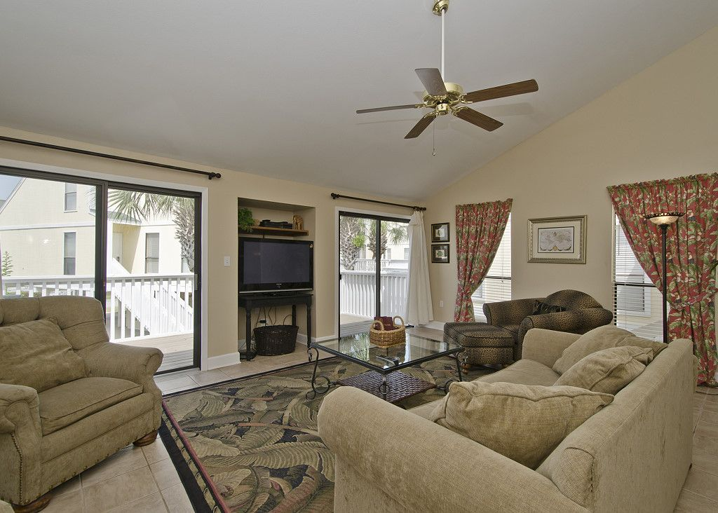 3 Bedroom Townhome In Destin Short Stroll To Our Private Beach Destin Florida Panhandle