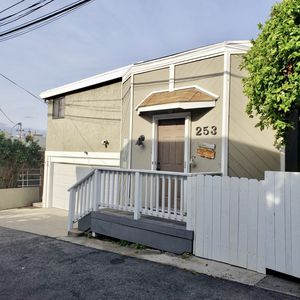 Photo for Ocean View Beach cottage - 1/2 block to the beach!