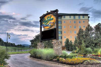 Our condo 246 is located in the most luxurious resort in Pigeon Forge!