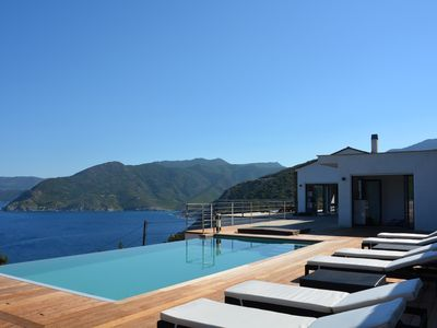 Photo for 5BR House Vacation Rental in Pino, Corse
