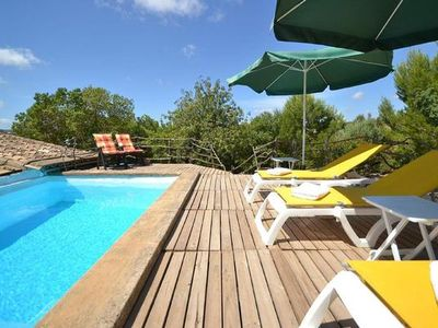 Photo for Holiday house Manacor for 5 persons with 3 bedrooms - Holiday house
