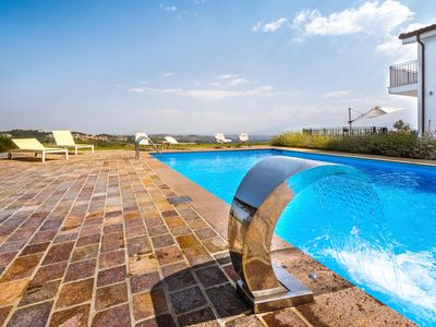 Photo for Elegant, Contemporary Italian Villa with large Private Pool. Family Friendly