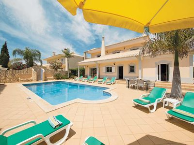 Photo for 5 bedroom accommodation in Vilamoura