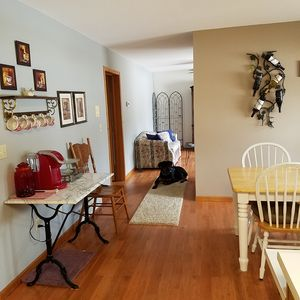 Near Holland State Park !!! 4 bedrooms & dog friendly.
