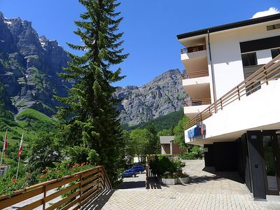 Photo for 1BR Apartment Vacation Rental in Leukerbad, Wallis