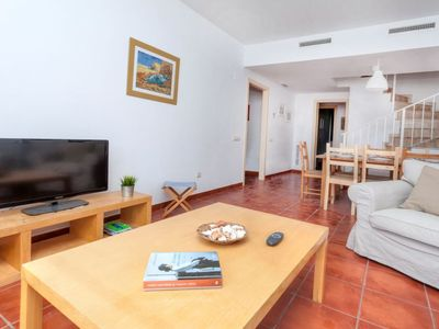 Photo for Apartment Urb Marina St Jordi in L'Ametlla de Mar - 10 persons, 4 bedrooms