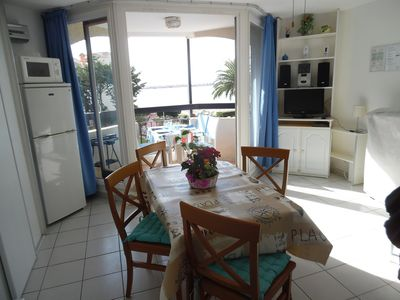 Photo for 2-ROOM APARTMENT WITH VIEWS OVER DOMINICA PARK - MARINE LAKE - MONT CANIGOU