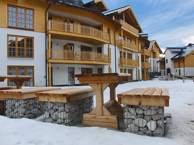 Photo for 3 bedroom Apartment, sleeps 8 in Rauris with Pool and WiFi