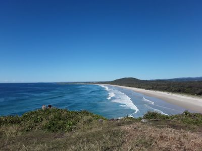 Photo for Cabarita beach, walk to Norries headland and coffee shops.