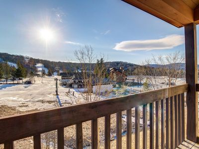 Photo for Ski condo near Pico Mountain w/ slope views, access to a shared pool!