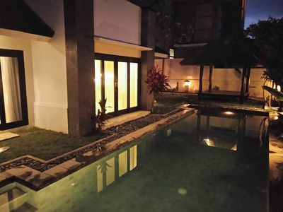 Photo for Nara villa jimbaran  - luxurious balinese modern villa