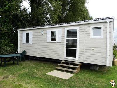 Photo for Camping Le Rivage **** - Comfort Cottage 2 Rooms 2 People