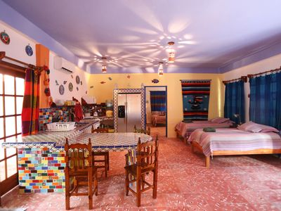 Photo for 1BR Villa Vacation Rental in Isla Mujeres, QROO
