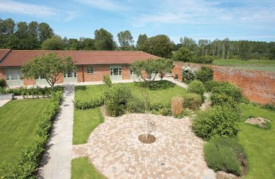 Photo for Apple Tree Cottage is in the grounds of The Old Vicarage near Little Walsingham.