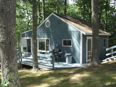 Photo for Damariscotta Lake Cottage Nobleboro two bedroom one bath house.