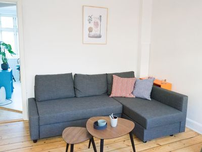 Photo for Perfect Copenhagen flat for location and budget!