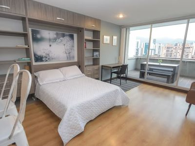 Photo for ★☀★En-Vogue Loft/Best Location with Panoramic Views☀★☀