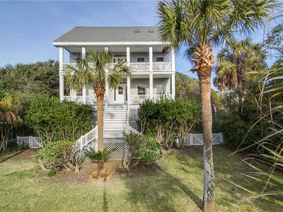 Photo for Spacious Home Directly Across the Street from the Beach
