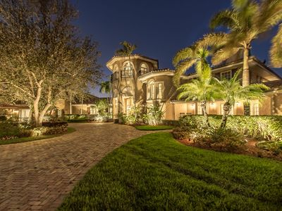 Photo for Waterside Living at a Grand Family Estate