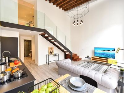 Photo for Apartment Luxury Apartment Ines OFF TRIANA in Gran Canaria/Las Palmas - 2 persons, 1 bedrooms