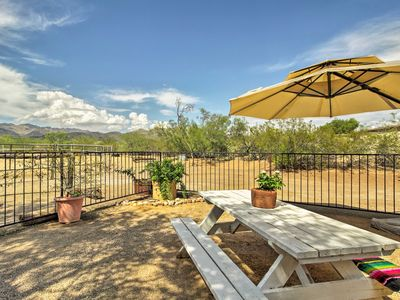 Photo for NEW! 'All Tucked In' Tucson Casita w/ Mtn. Views!