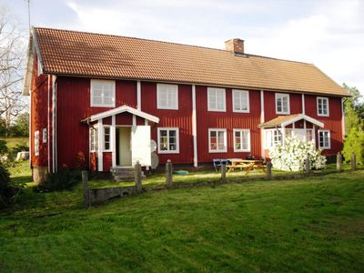 Photo for A wonderful holiday house that is a former farmhouse with a lot of space