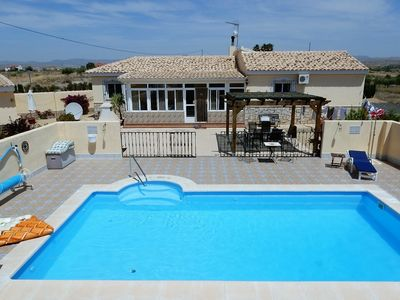 Photo for Beautiful secluded villa with private pool in peaceful hamlet
