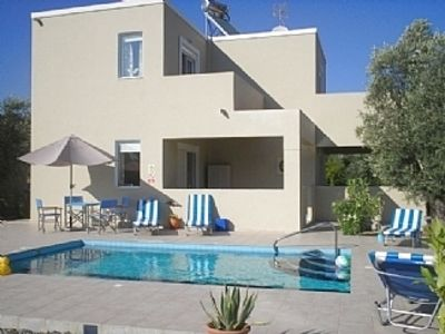 Photo for 20% off August/Sept dates in 2020 Stunning detached villa own pool 1