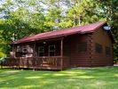 1BR Cabin Vacation Rental in Bismarck, Arkansas