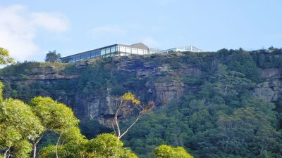 Panorama House wedding and function venue 3 km from the property.