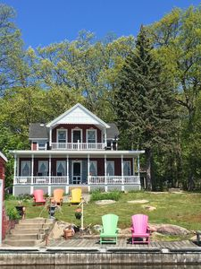 Cottage conveniently located close to waterfront