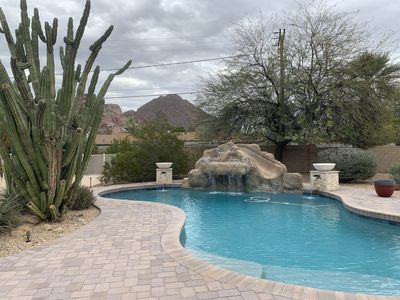 Photo for Phoenix/Paradise Valley Family Retreat, Excellent Central Location