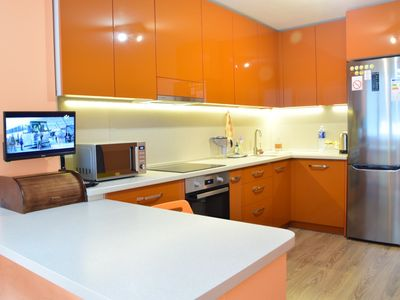 Photo for Apartment Visagina is located in Visaginas Lithuania