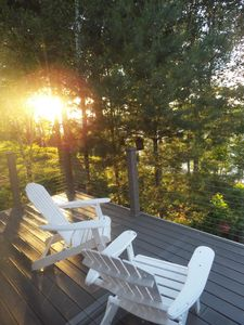 Photo for Beautiful Water Front Home on Lake Michigan