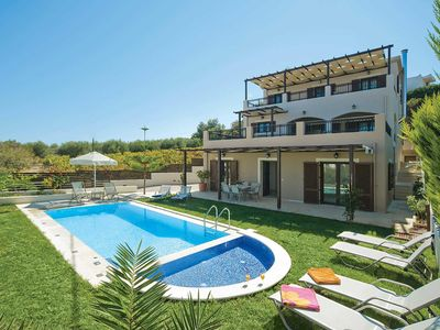 Photo for 6 bedroom accommodation in Rethymno