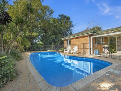 Photo for Swimming pool, snooker table, fireplace and outdoor BBQ entertaining area