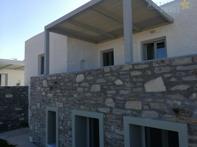 Photo for Antiparos Homes is a complex of 5 newly constructed detached Cycladic stone houses