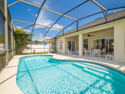 Photo for Tranquil Holiday Villa - 4 BR, 2 en-suites, private pool, WiFi