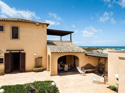 Photo for Luxurious Villa in Marsala with Terrace