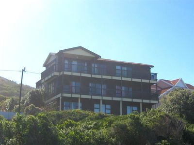 Photo for Stunning 6 bedroom self-catering house in the famous Garden Route! 180° seaview!